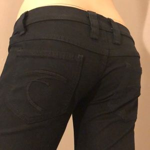 Frankie B. Skinny Long Slim Fit Low Rise Jeans 👖